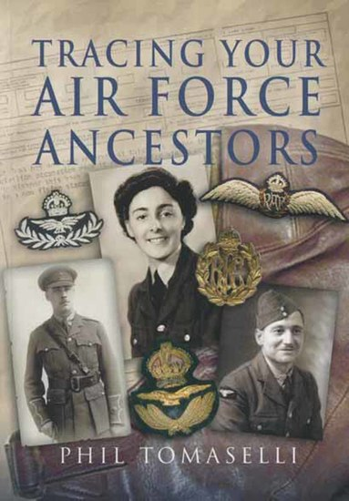 Tracing Your Air Force Ancestors - cover