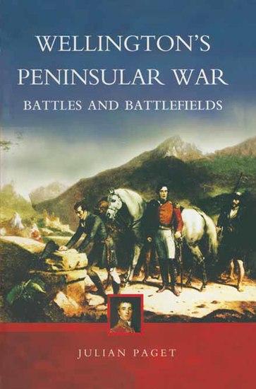 Wellington's Peninsular War - Battles and Battlefields - cover