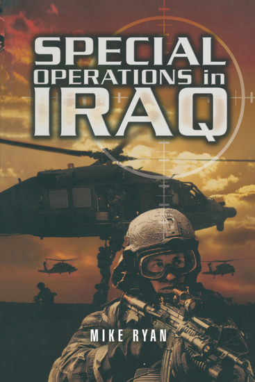 Special Operations in Iraq - cover