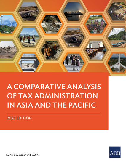 A Comparative Analysis of Tax Administration in Asia and the Pacific - 2020 Edition - cover