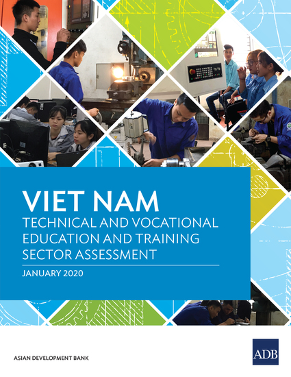 Viet Nam Technical and Vocational Education and Training Sector Assessment - cover