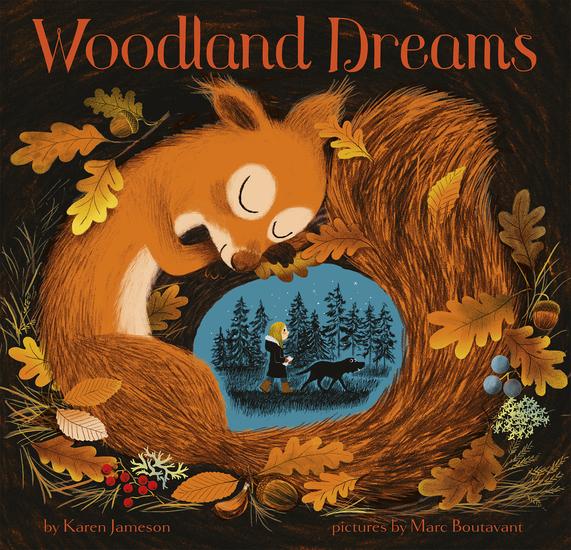 Woodland Dreams - cover