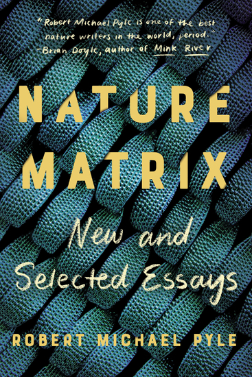 Nature Matrix - New and Selected Essays - cover