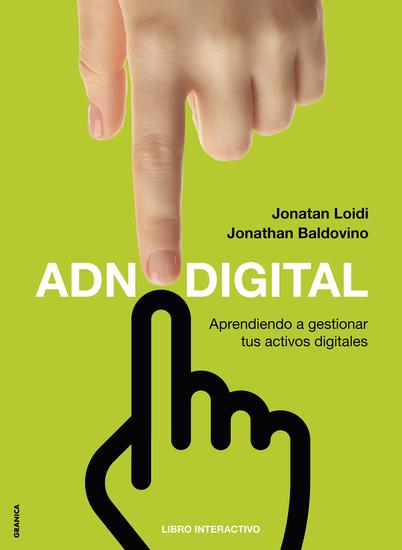 ADN Digital - Aprendiendo a gestionar tus activos digitales - cover