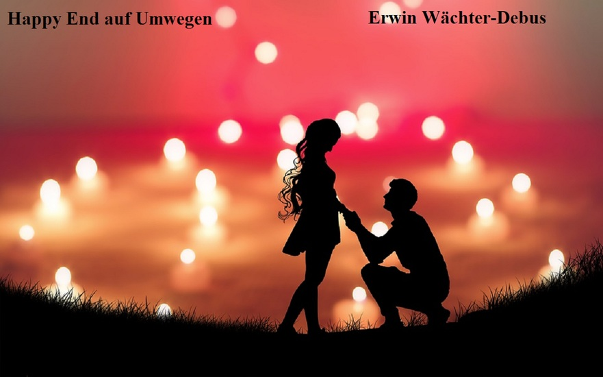 Happy End auf Umwegen - cover