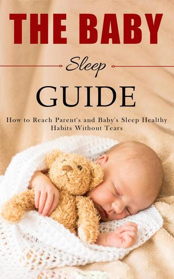 The Sleep Habits In Babies Guide - cover