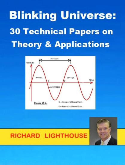 Blinking Universe: 30 Technical Papers on Theory & Applications - cover