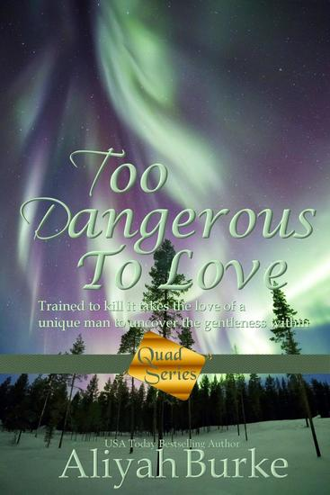 Too Dangerous To Love - Quad Series #2 - cover