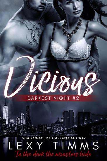 Vicious - Darkest Night Series #2 - cover
