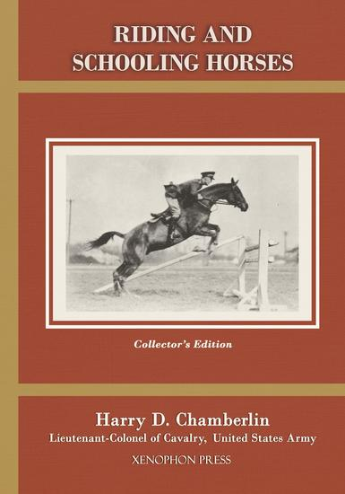 Riding and Schooling Horses - cover
