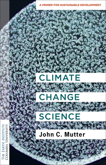 Climate Change Science - A Primer for Sustainable Development - cover