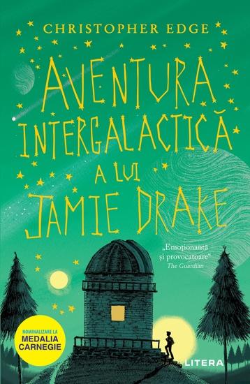 Aventura Intergalactică a Lui Jamie Drake - cover