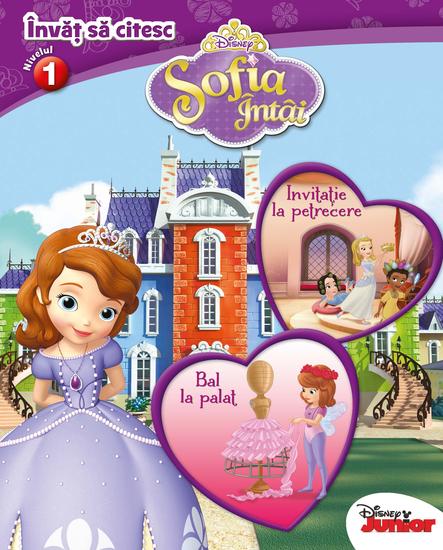 Sofia Intai - Învăț să citesc N1 - cover