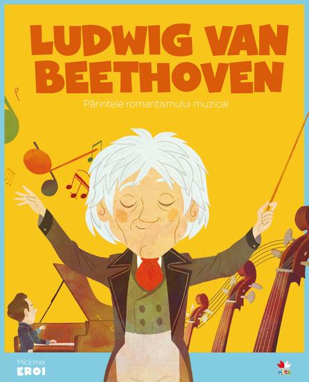 Micii eroi - Ludwig van Beethoven - cover
