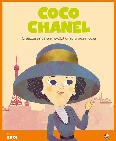 Micii eroi - Coco Chanel - cover