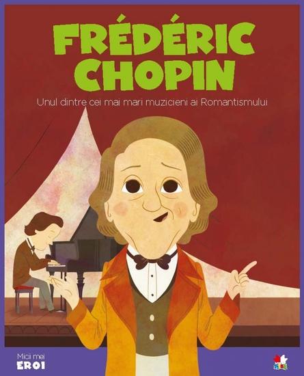 Micii eroi - Frédéric Chopin - cover