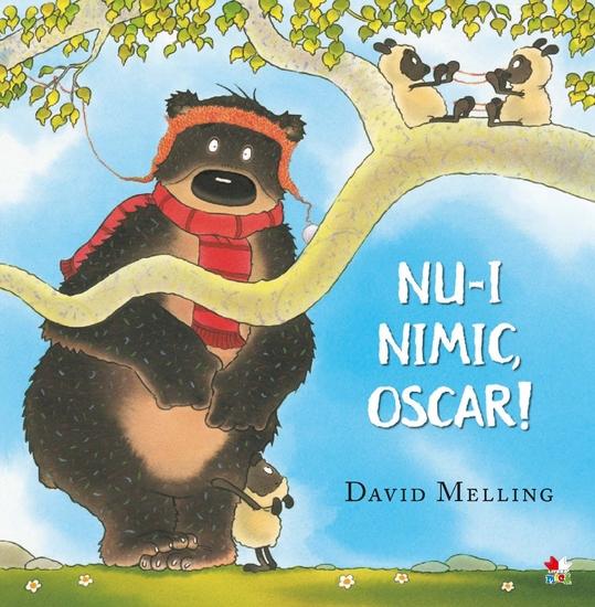 Nu-i Nimic Oscar! - cover