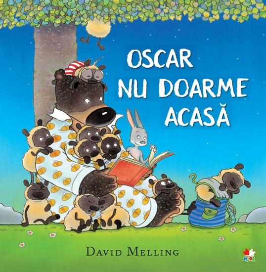 Oscar nu doarme acasă - cover