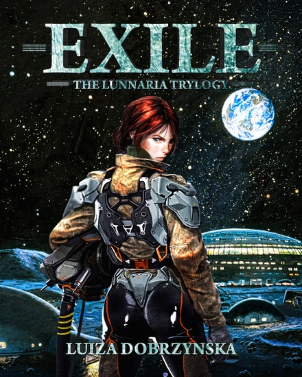 Exile - The Lunnaria Trilogy - cover