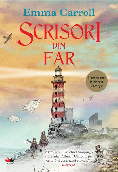 Scrisori Din Far - cover