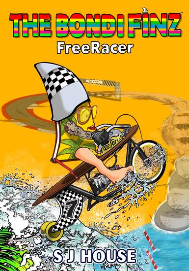 The Bondi Finz™ FreeRacer - FreeRacer - cover