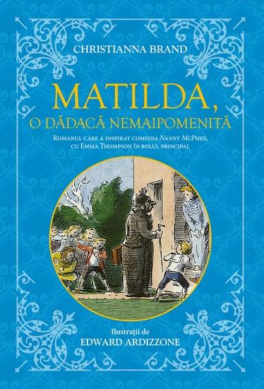 Matilda O Dadaca Nemaipomenita - cover