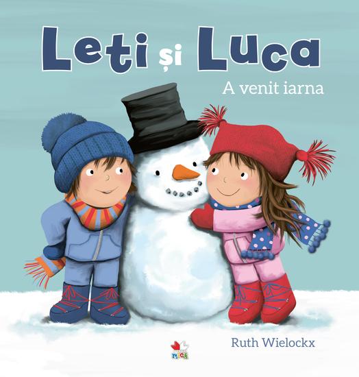Leti si Luca - A venit iarna - cover