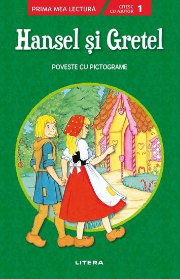 Prima mea lectura Hansel si Gretel - cover