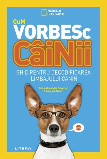 National Geographic - Cum vorbesc câinii - cover