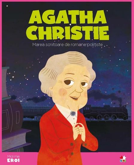 Micii eroi - Agatha Christie - cover