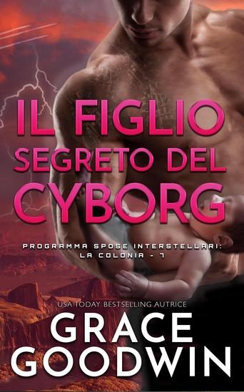 Il figlio segreto del cyborg - cover