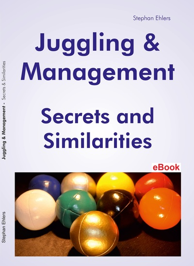 Juggling & Management - Secrets and Similarities - cover