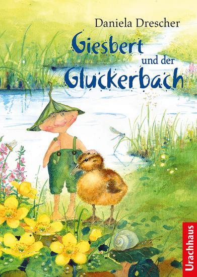 Giesbert und der Gluckerbach - cover