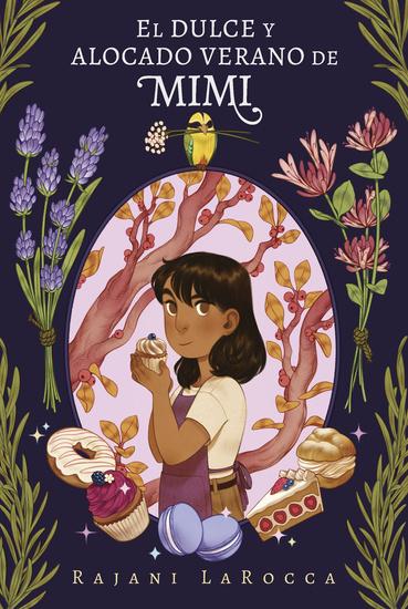 El dulce y alocado verano de Mimi - cover