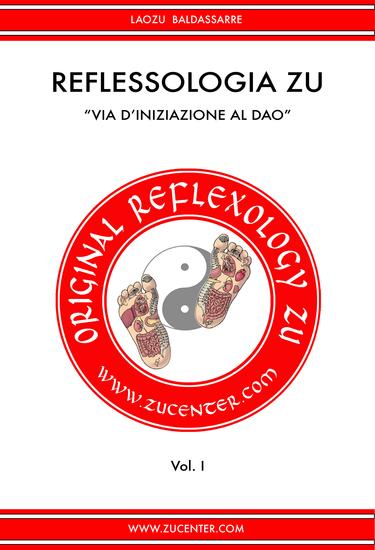 Reflessologia Zú - Via di iniziazione al Dao - cover
