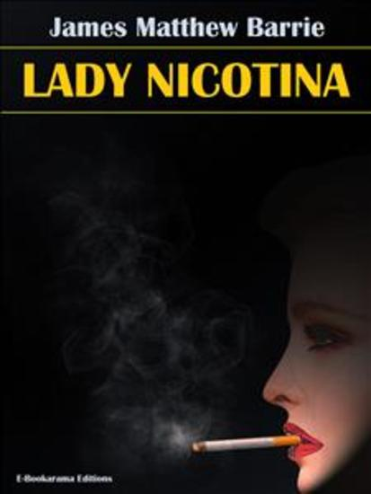 Lady Nicotina - cover