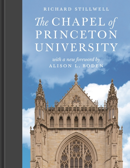 The Chapel of Princeton University - cover