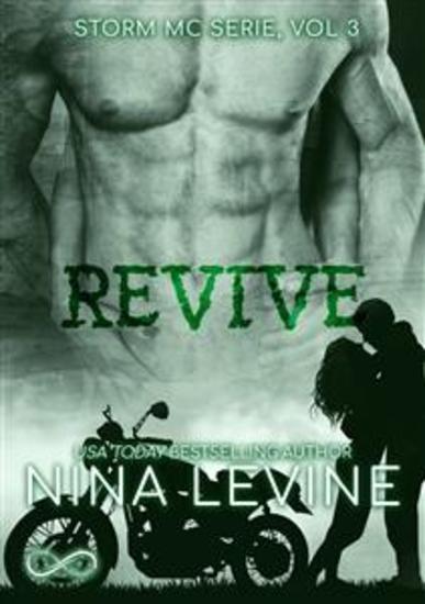 Revive – Rinascita - Storm MC Serie vol 3 - cover