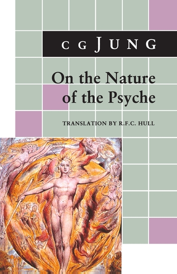 On the Nature of the Psyche - (From Collected Works Vol 8) - cover