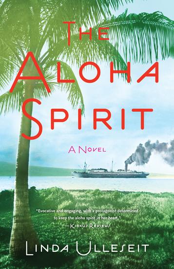 The Aloha Spirit - A Novel - cover