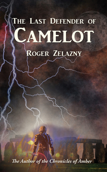The Last Defender of Camelot - cover