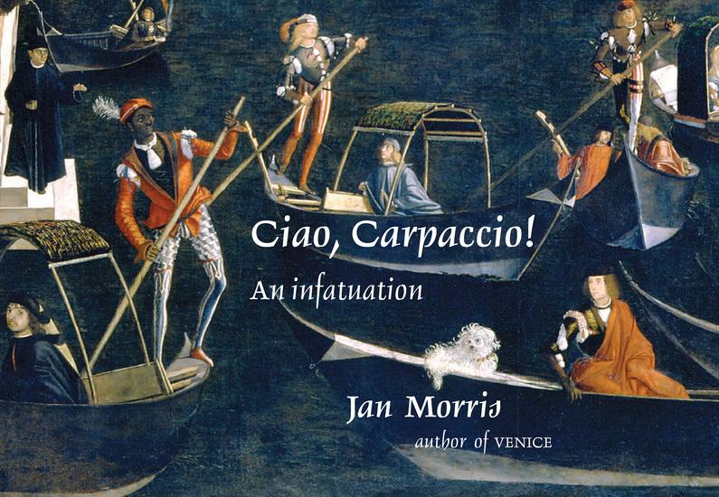 Ciao Carpaccio!: An Infatuation - cover