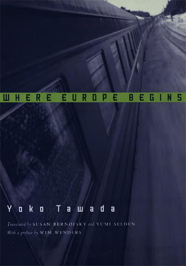 Where Europe Begins: Stories - cover