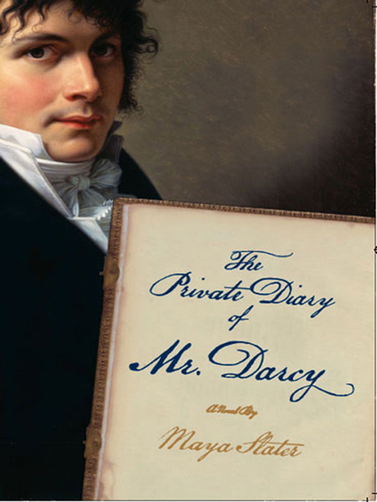 The Private Diary of Mr Darcy: A Novel - cover