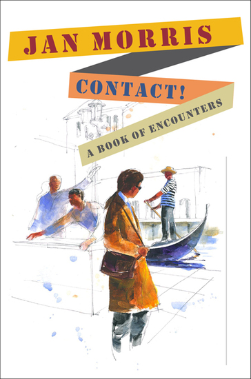Contact!: A Book of Encounters - cover