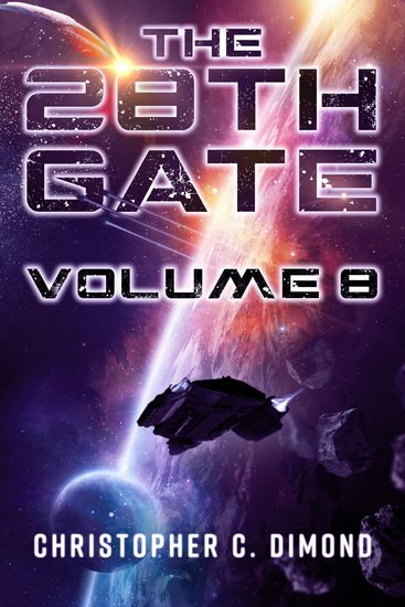 The 28th Gate: Volume 8 - cover
