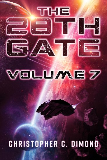 The 28th Gate: Volume 7 - cover