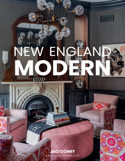 New England Modern - cover