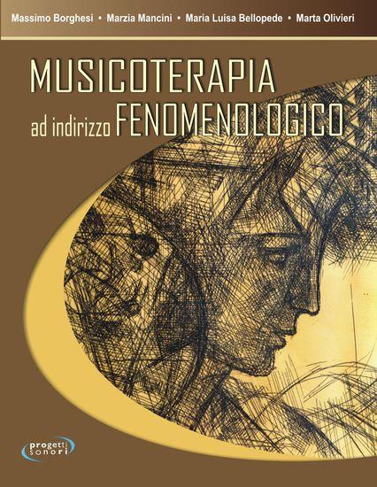 Musicoterapia ad indirizzo fenomenologico - cover