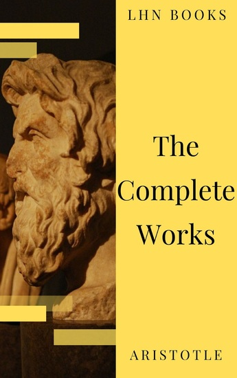 Aristotle: The Complete Works - cover